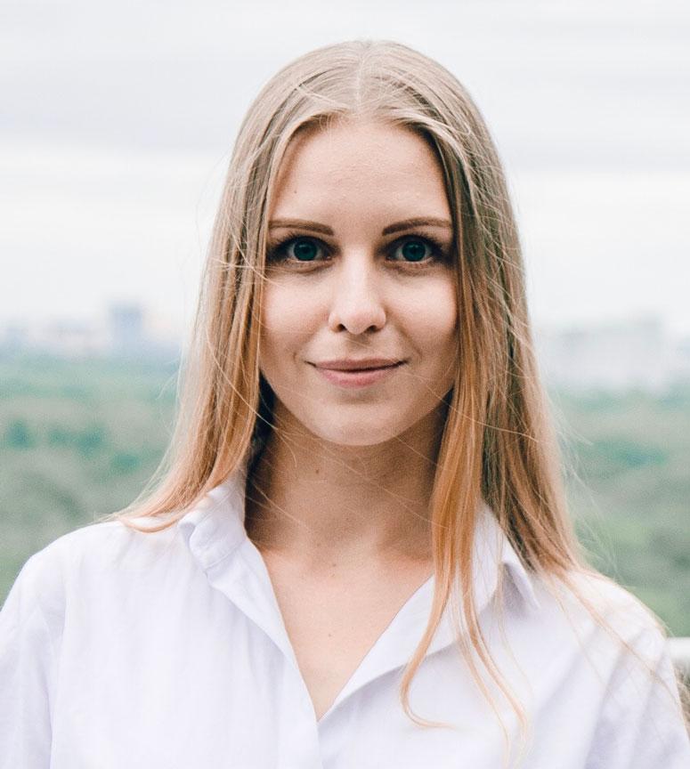 Viktoriia Klymchuk-Dluhach